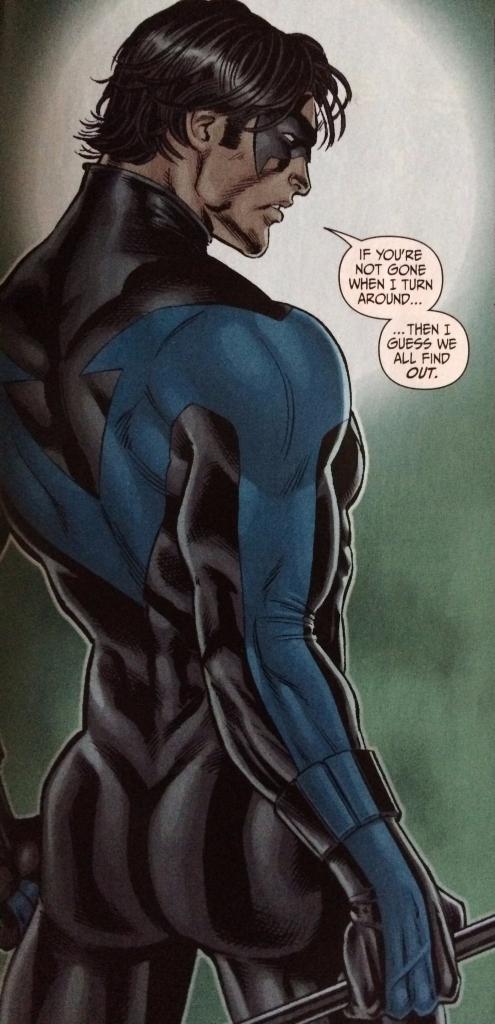 Nightwing's Fine Fine Posterior