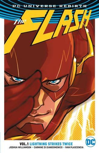 The Flash Rebirth Young Reader Recommendation