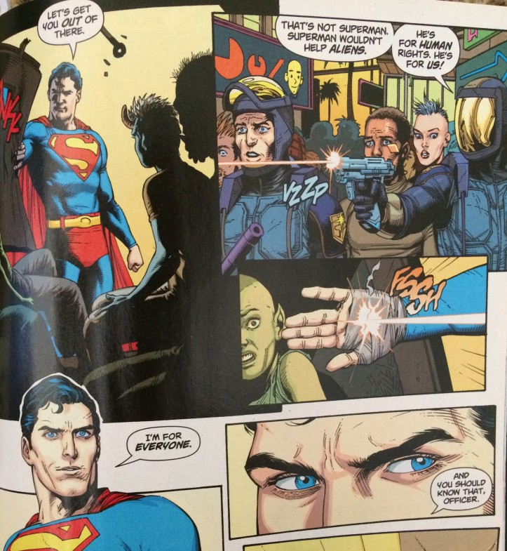 Superman and the Legion of Super Heroes - I'm for Everyone