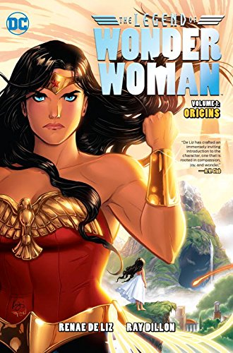 Legend of Wonder Woman Young Reader Recommendation