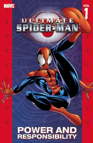 Ultimate Spider-Man Peter Young Reader Recommendation