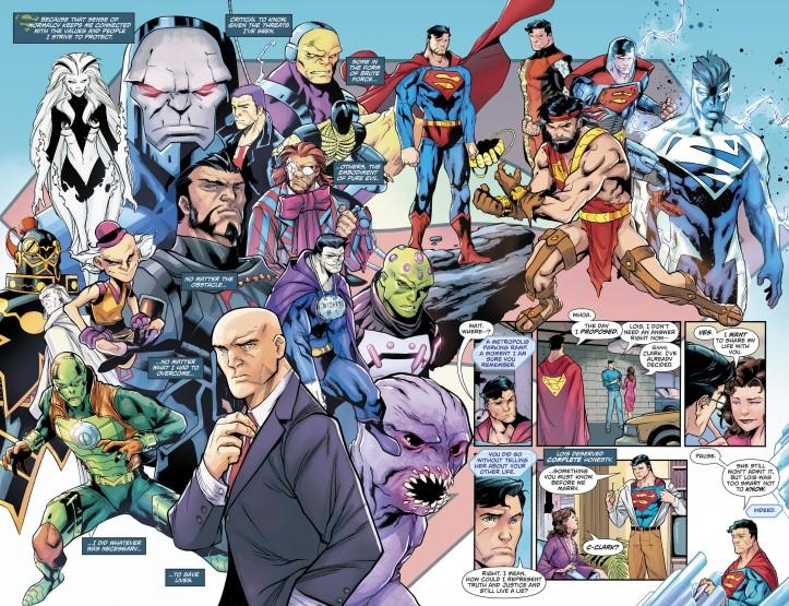 Superman's Rebirth History - Matt Reads Comics