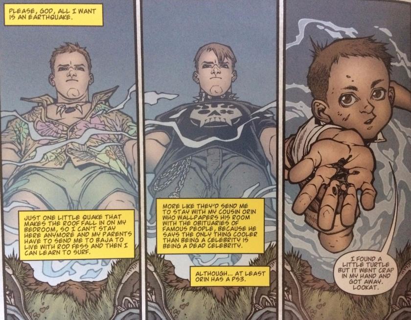 Tyler Reflects - Locke and Key Vol. 1 - Matt Reads Comics