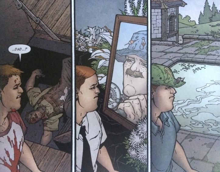 Dad? - Locke and Key Vol. 1 - Matt Reads Comics