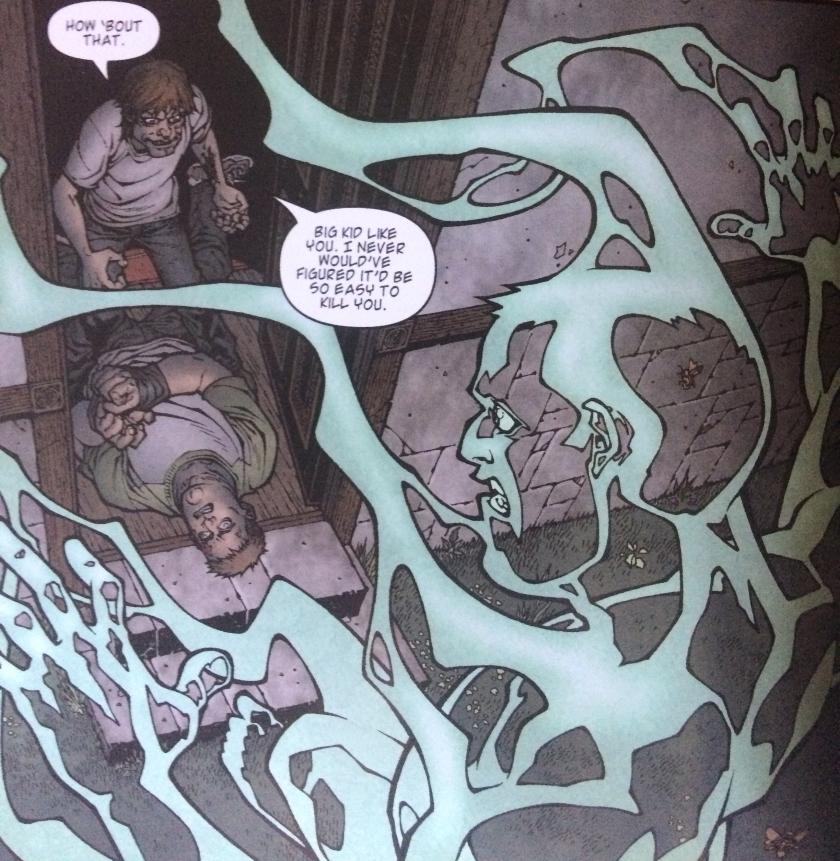 Tyler the Ghost - Locke and Key Vol. 1 - Matt Reads Comics