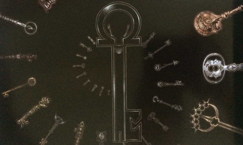The Omega Key - Locke and Key Vol. 1 - Matt Reads Comics