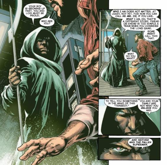 DC Rebirth's Mr. Oz and Superman - Matt Reads Comics