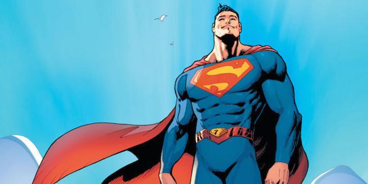 Superman DC Rebirth Costume - Matt Reads Comics