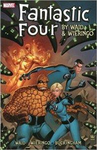 Fantastic Four Waid Wieringo Vol. 1 - Matt Reads Comics