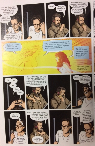 Sex Criminal Process Pages 2 - Matt Reads Comics