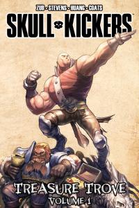Skullkickers Vol. 1 - Matt Reads Comics