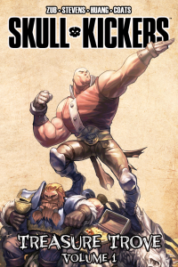 Skullkickers Vol. 1 - Matt Reads Comics