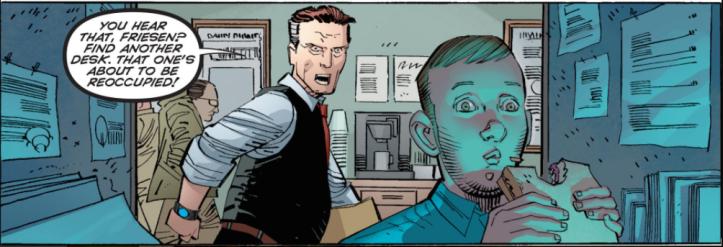 Bendis's Perry White Will Be Great - Matt Reads Comics
