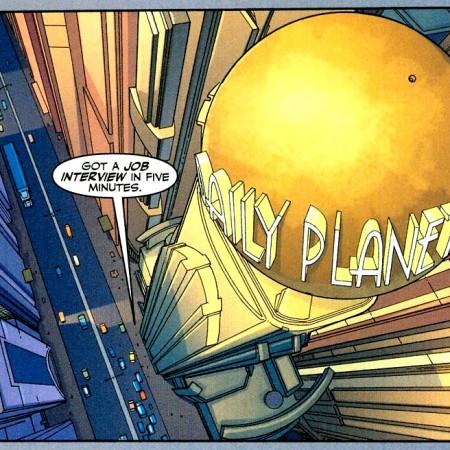 Give Bendis Daily Planet - Matt Reads Comics