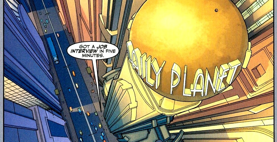Give Bendis Daily Planet - Matt Reads Comics