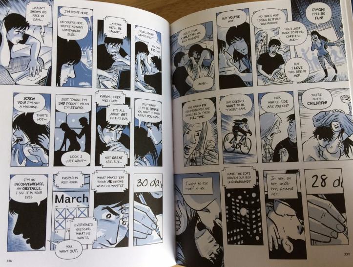 Time Passes - Scott McCloud's The Sculptor - Matt Reads Comics