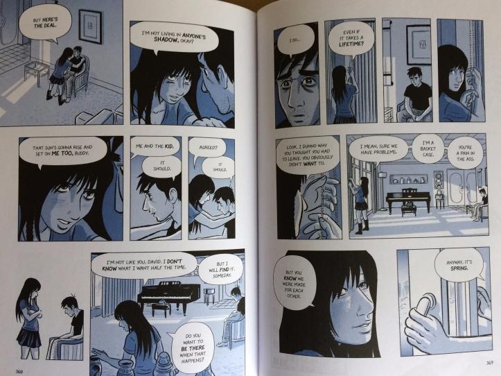 Intimate to Wide - Scott McCloud's The Sculptor - Matt Reads Comics