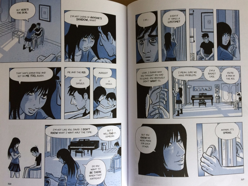 Intimate to Wide - Scott McCloud's The Sculptor - Matt Reads Comics