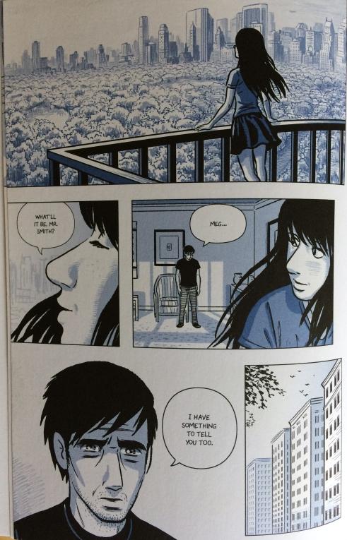 A Fresh Start? - Scott McCloud's The Sculptor - Matt Reads Comics