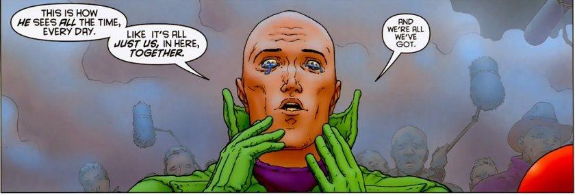 What Superman Sees - Matt Reads Comics