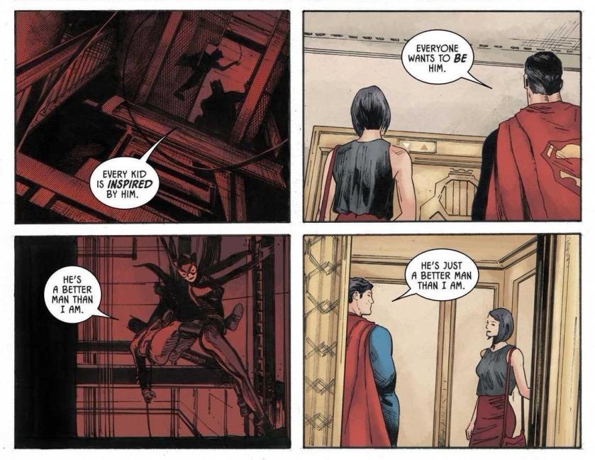 Superman's a Better Man - Matt Reads Comics