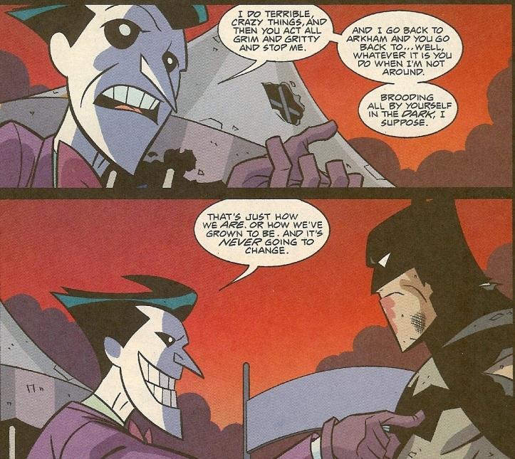 Batman Never Wins - Matt Reads Comics