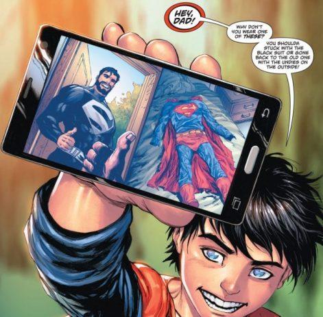 Undies on the Outside - Matt Reads Comics