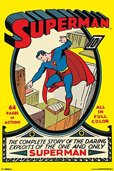 Superman No. 1 - Matt Reads Comics