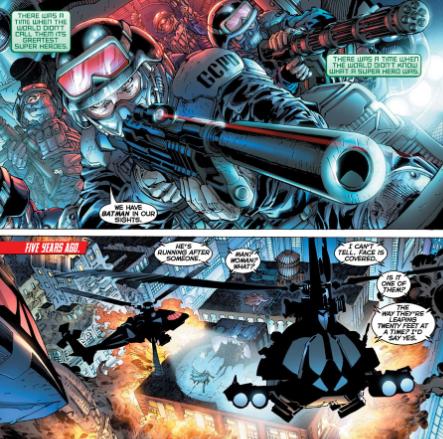 Not Superheroes - Matt Reads Comics