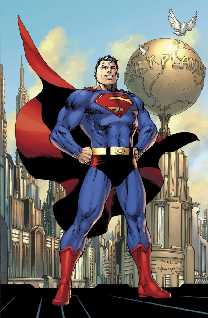 Action Comics 1000 Trunks Are Back - Matt Reads Comics