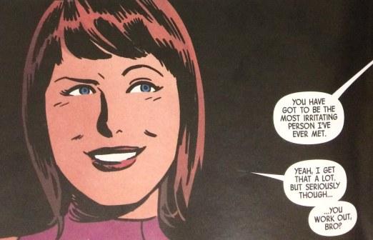 That Kate Bishop Millennial Sass - Matt Reads Comics