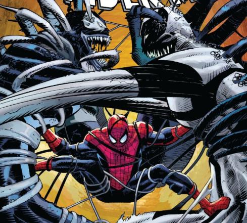 Venom Anti-Venom Spidey New Ways to Die - Matt Reads Comics