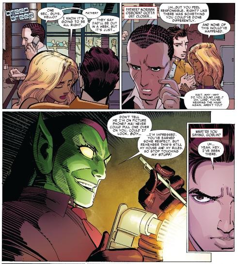 You're Wearing the Mask Again Aren't You - Matt Reads Comics