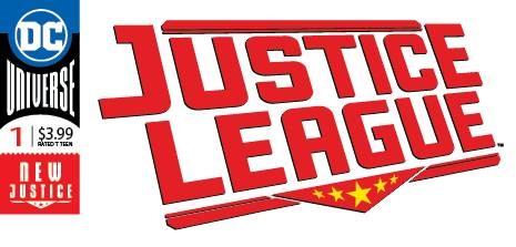 Justice League Snyder Logo - Matt Reads Comics
