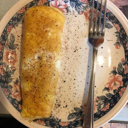 Comics Creators Love Omelets - Matt Reads Comics