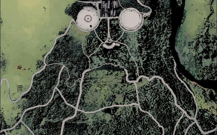 Gideon Falls Banner - Matt Reads Comics