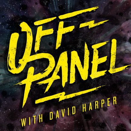 Off Panel Podcast Featured Image - Matt Reads Comics