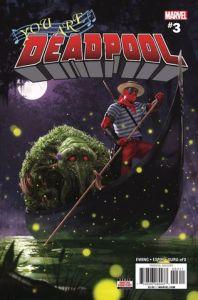 You Are Deadpool 3 - Matt Reads Comics