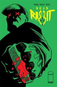 Dead Rabbit 1 Cover Duggan McCrea - Matt Reads Comics