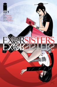 Exorsisters 1 Cover Boothby Lagace - Matt Reads Comics