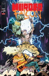 Murder Falcon 1 Cover Daniel Warren Johnson - Matt Reads Comics