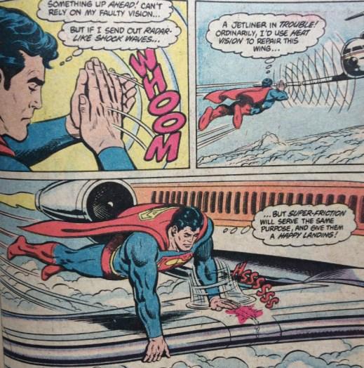 Blind Superman Saves Plane - Matt Reads Comics