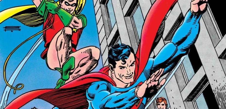 DC Comics Presents 58 Cover - Matt Reads Comics