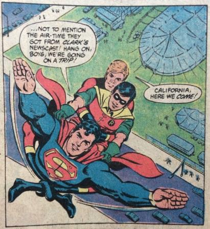 Superman Robin Elongated Man DC Comics Presents 58 - Matt Reads Comics