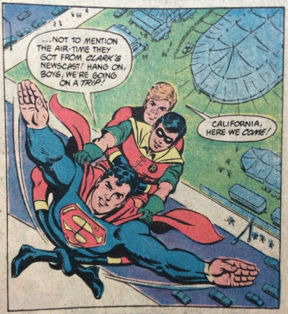 Superman Robin Elongated Man DC Comics Presents 58 - Matt Reads Comics