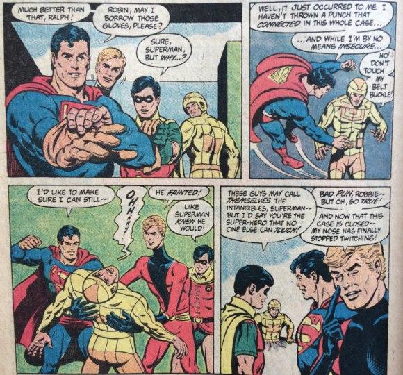 Superman Throws a Punch - Matt Reads Comics
