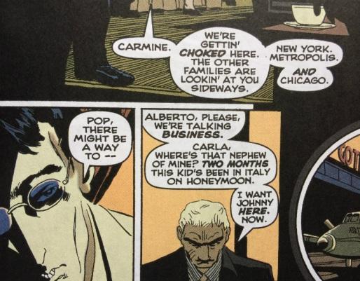 Alberto Has a Plan - Holiday Killer Identity - Matt Reads Comics