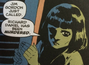 Jim Calls Gilda 2 - Holiday Killer Identity - Matt Reads Comics