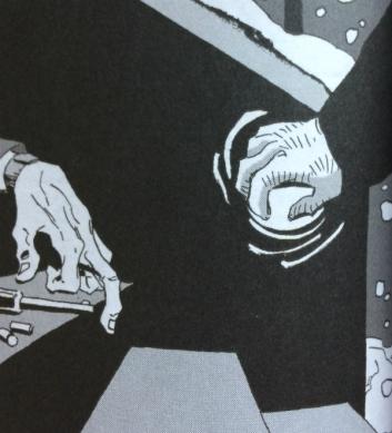 Shaky Snowglobe Hand - Holiday Killer Identity - Matt Reads Comics
