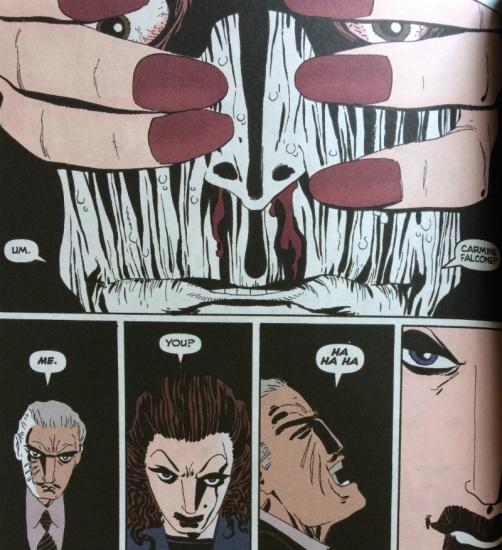 The Riddler Knows - Holiday Killer Identity - Matt Reads Comics